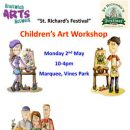 St Richard's Festival – Children's Art Work Shop
