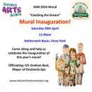 St Richard's Festival – Mural Inauguration!